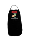 Safety First Have a Quarantini Plus Size Dark Apron Tooloud