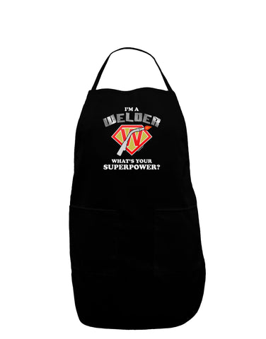 TooLoud Welder - Superpower Plus Size Apron