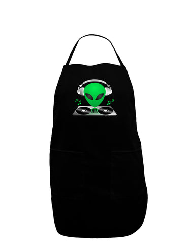 Alien DJ Plus Size Apron