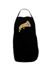 Pizza Slice Plus Size Dark Apron Tooloud