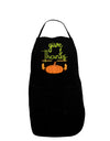 Give Thanks Plus Size Dark Apron Tooloud