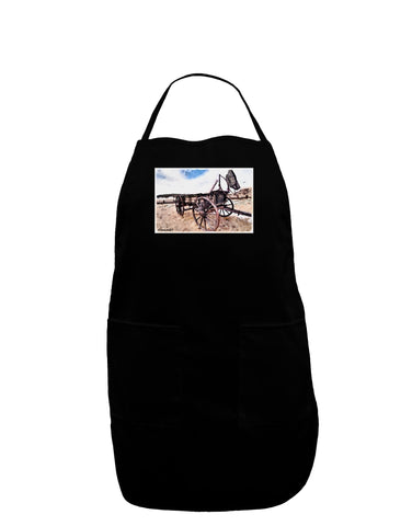 Antique Vehicle Plus Size Apron