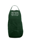 My Mom Rocks - Mother's Day Dark Adult Apron