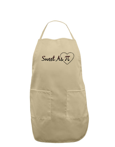 Sweet As Pi Adult Apron