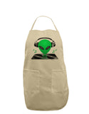 Alien DJ Adult Apron