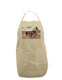 Antique Vehicle Adult Apron