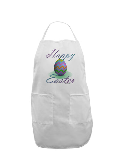 One Happy Easter Egg Adult Apron