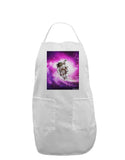 Astronaut Cat Adult Apron