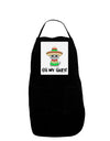 Oh My Gato - Cinco De Mayo Panel Dark Adult Apron