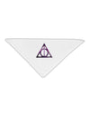"Magic Symbol Adult 19"" Square Bandana"