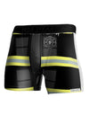 Firefighter Black AOP Boxer Brief Single Side All Over Print
