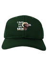 Come At Me Bro Big Horn Adult Dark Baseball Cap Hat