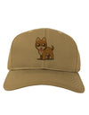 Kawaii Standing Puppy Adult Baseball Cap Hat