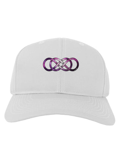 Double Ininifty Galaxy Adult Baseball Cap Hat