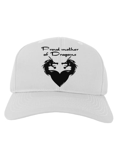 Proud Mother of Dragons Adult Baseball Cap Hat