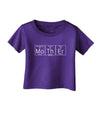 Mother - Periodic Table Infant T-Shirt Dark