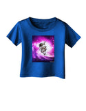 Astronaut Cat Infant T-Shirt Dark