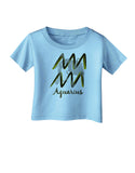 Aquarius Symbol Infant T-Shirt