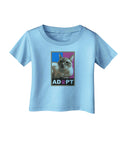 Adopt Cute Kitty Poster Infant T-Shirt