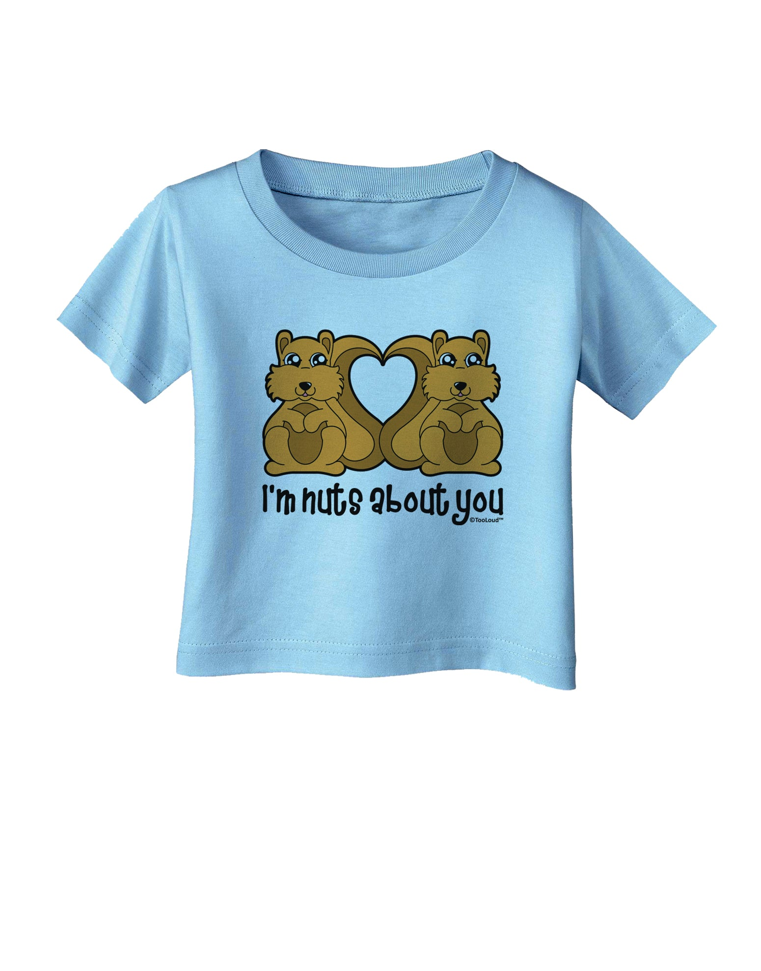 TooLoud Chocolate and Chili Toddler T-Shirt