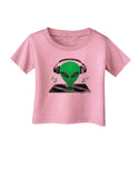 Alien DJ Infant T-Shirt