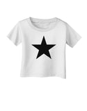 Black Star Infant T-Shirt
