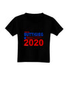Pete Buttigieg 2020 President Toddler T-Shirt Dark by TooLoud