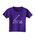 Acute Boy Toddler T-Shirt Dark