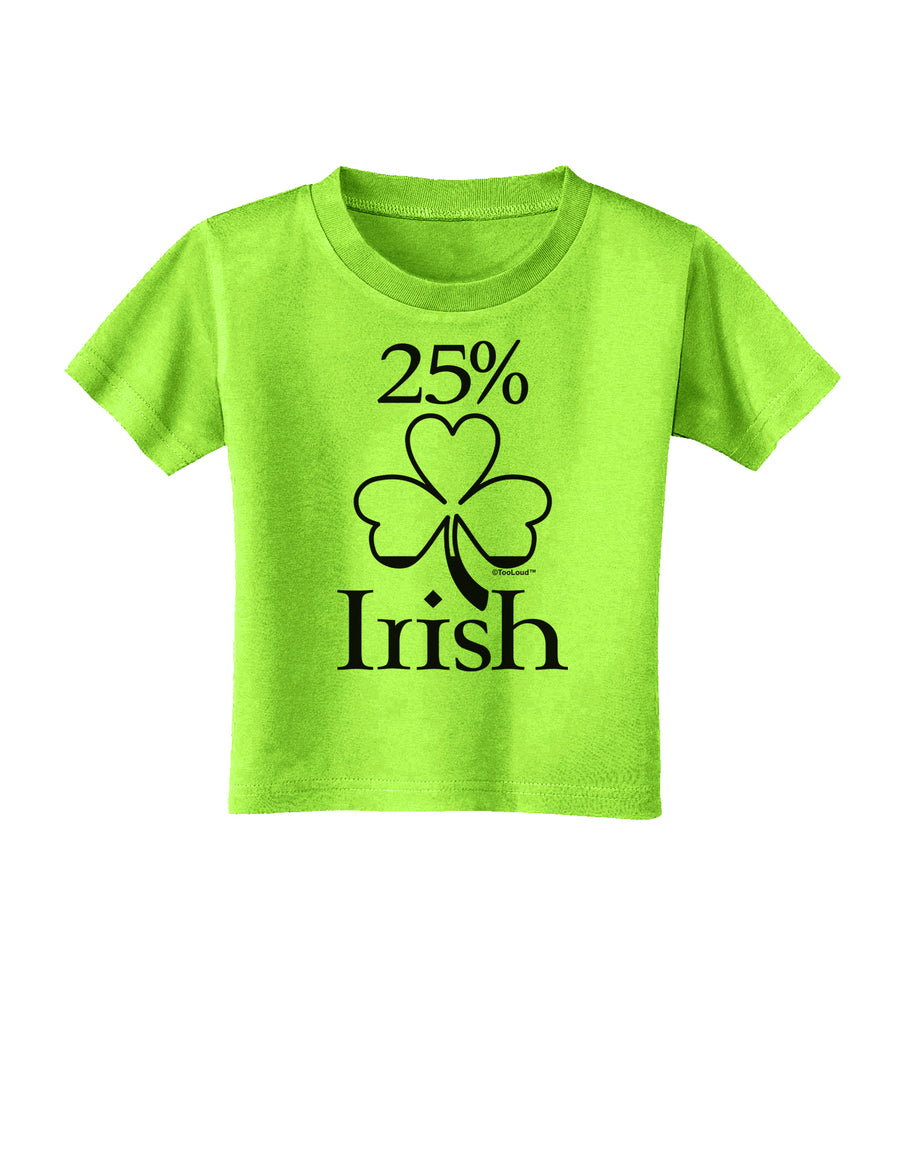 Patricks Day Toddler T-Shirt TooLoud Cant Pinch This St