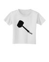 Thors Hammer Nordic Runes Lucky Odin Mjolnir Valhalla  Toddler T-Shirt by TooLoud