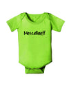 Mexico Text - Cinco De Mayo Baby Romper Bodysuit