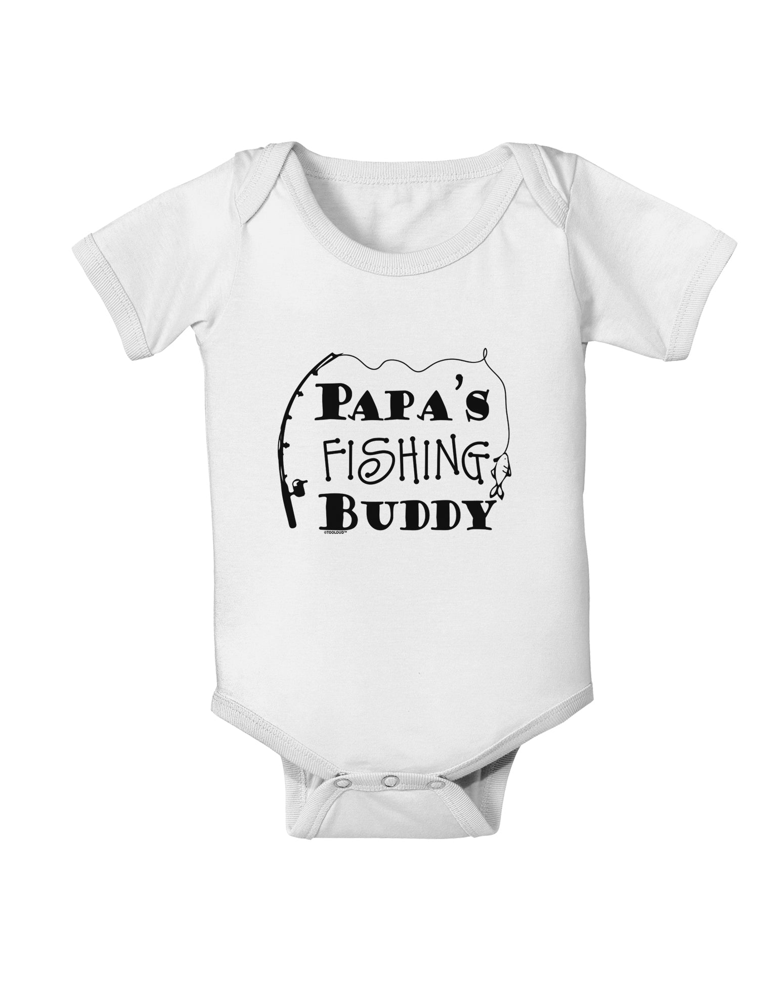 Fathers Day Infant T-Shirt Dark TooLoud If Dad Cant Fix It