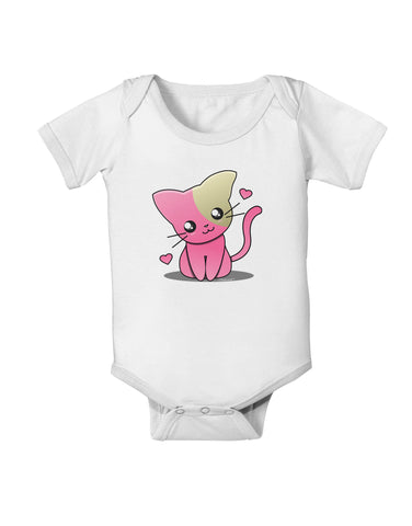 Kawaii Kitty Baby Romper Bodysuit