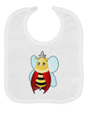 Queen Bee Mothers Day Baby Bib