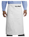 Mexico Text - Cinco De Mayo Adult Bistro Apron