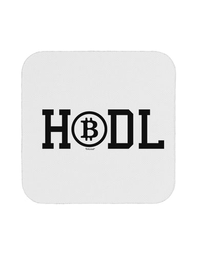 TooLoud HODL Bitcoin Coaster