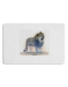 Lion Watercolor B Placemat Set of 4 Placemats