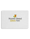Nurses Need Shots Too Placemat Set of 4 Placemats