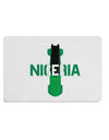 Nigeria Bobsled Placemat by TooLoud Set of 4 Placemats