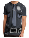 Police Costume AOP Men's Sub Tee Single Side All Over Print