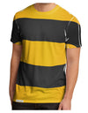 Bee Stripe Costume Men's Sub Tee Dual Sided All Over Print