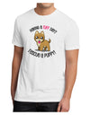 Rescue A Puppy Men's Sublimate Tee