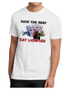 Save the Reef - Eat Lionfish Men's Sublimate Tee