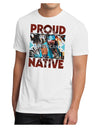 Proud Native American Men's Sublimate Tee