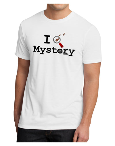I Love Mystery Men's Sublimate Tee