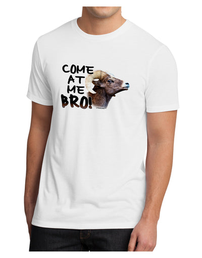 Come At Me Bro Big Horn Men's Sublimate Tee