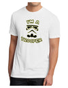 I'm A Trooper Men's Sublimate Tee