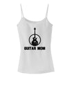 Guitar Mom - Mother's Day Design Spaghetti Strap Tank