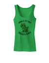 Rescue A Puppy Womens Petite Tank Top