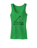 Acute Boy Womens Petite Tank Top